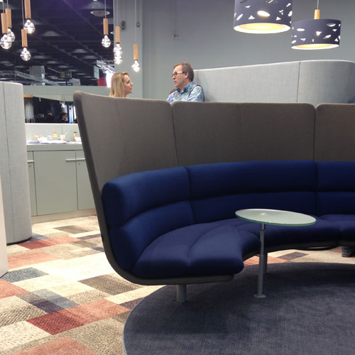 Stand design Orgatec-Cologne with Lande Group