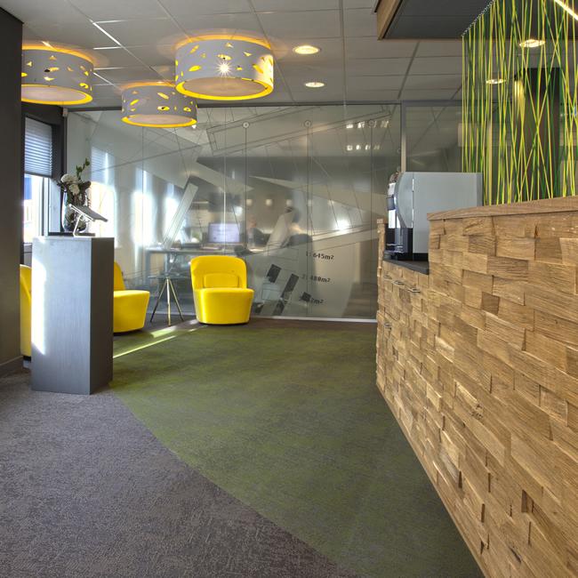 Headquarters Dura Vermeer-Heyma, Office Area