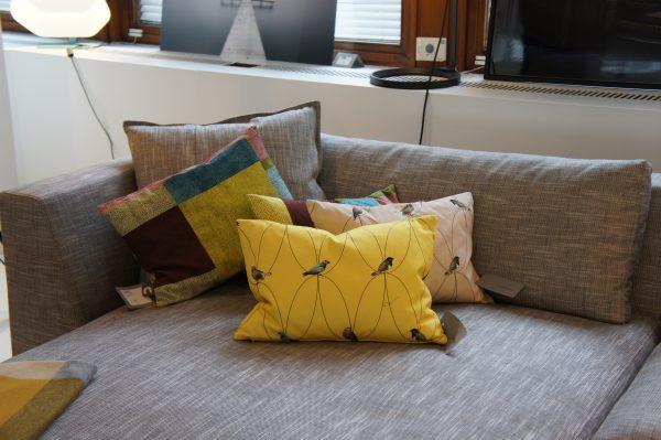 Pillow Birds Sfeer foto