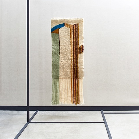 Architecture 2, Acoustic Tapestry Made in Morocco