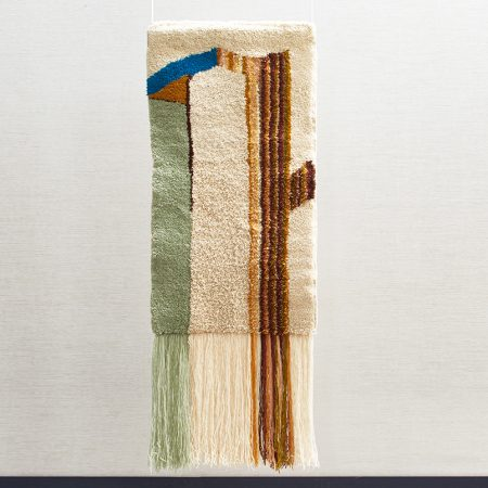 Nicolette Brunklaus, Tapestry wool architecture