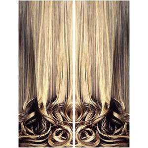 Curtains Blond design 2002
