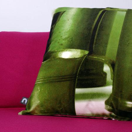 Pillowcase green
