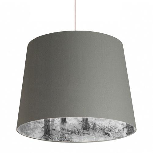 lampshade grey